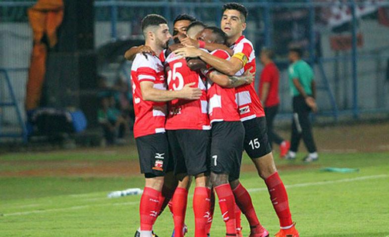 Prediksi Skor Bola Madura United Vs Perseru Serui 17 Juli 2018