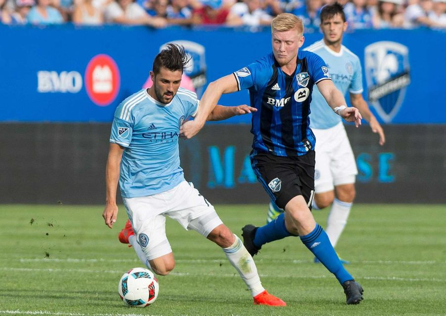 Prediksi Skor Bola New York City FC vs Montreal Impact 12 juli 2018