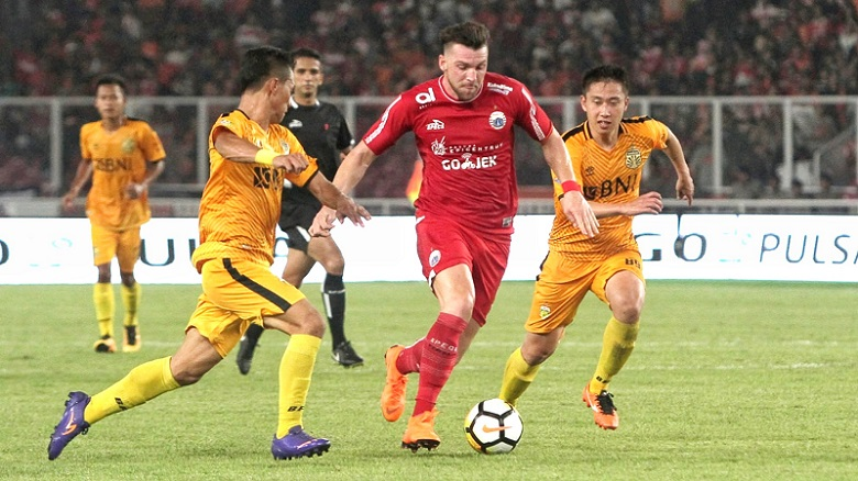 Prediksi Skor Bola Persija Jakarta Vs Bhayangkara FC 27 Juli 2018