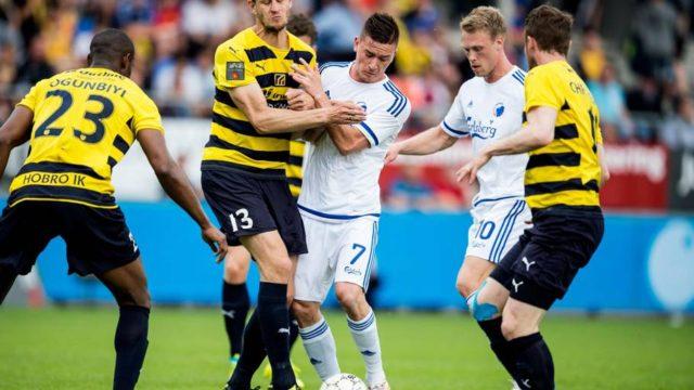 Prediksi Skor Bola Vejle vs Hobro 13 Juli 2018