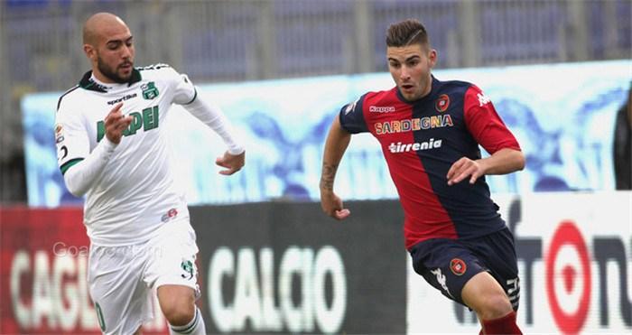 Prediksi Skor Bola Cagliari vs Sassuolo 27 Agustus 2018