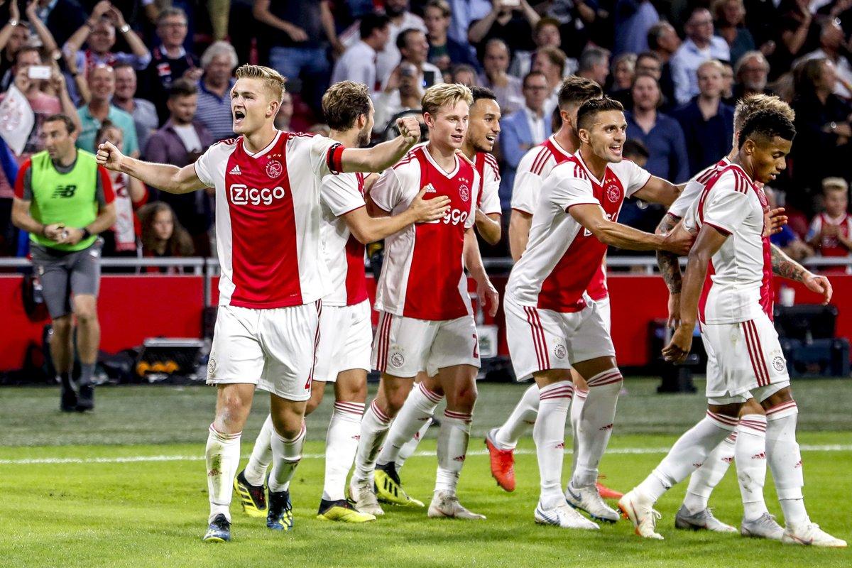 Prediksi Skor Bola Dinamo Kiev vs Ajax 29 Agustus 2018