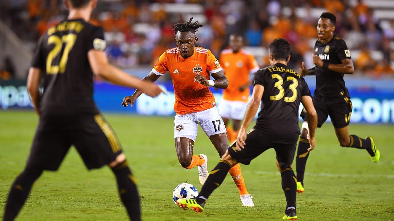 Prediksi Skor Bola Los Angeles FC vs Houston Dynamo 9 Agustus 2018