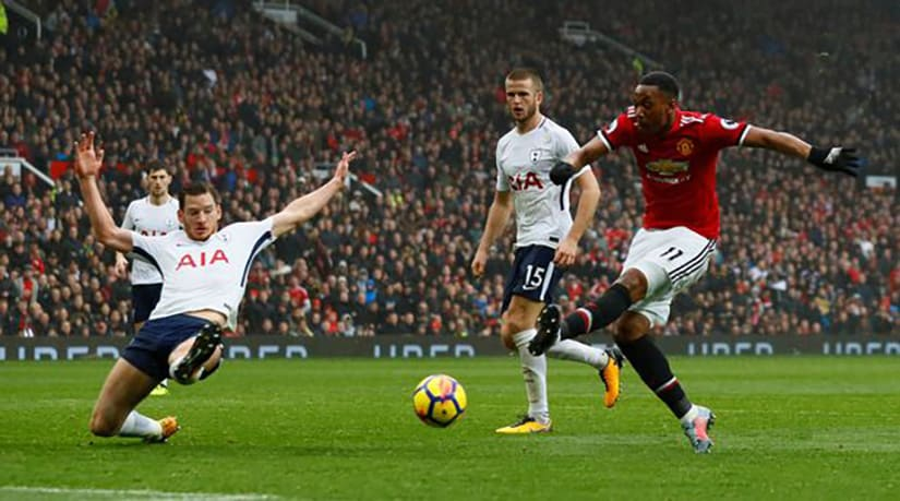 Prediksi Skor Bola Manchester United vs Tottenham Hotspur 28 Agustus 2018