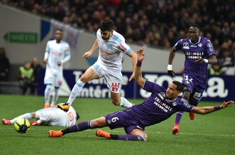 Prediksi Skor Bola Olympique Marseille Vs Toulouse 11 Agustus 2018
