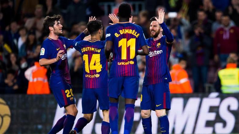 Prediksi Skor Bola Barcelona Vs PSV Eindhoven 18 September 2018