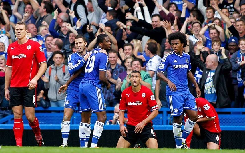 Prediksi Skor Bola Chelsea vs Cardiff 15 September 2018