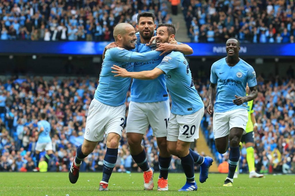 Prediksi Skor Bola Manchester City vs Fulham 15 September 2018
