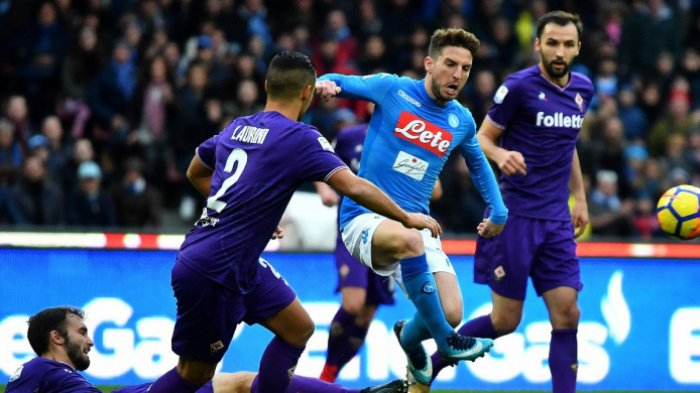Prediksi Skor Bola Napoli vs Fiorentina 15 September 2018