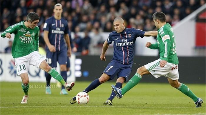 Prediksi Skor Bola PSG vs Saint Etienne 15 September 2018