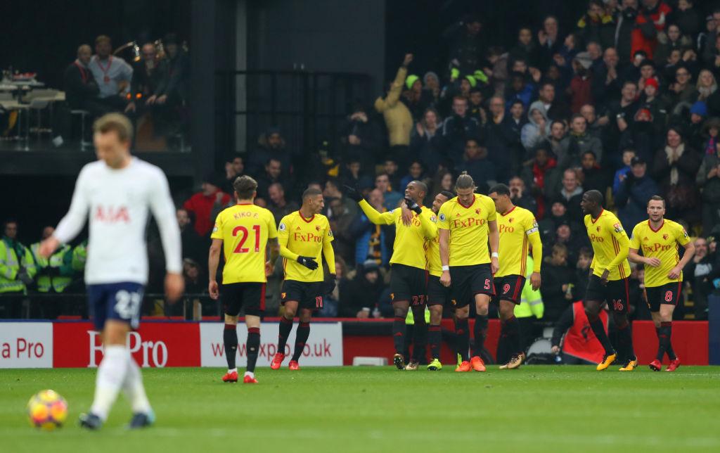 Prediksi Skor Bola Tottenham Hotspur vs Watford 27 September 2018