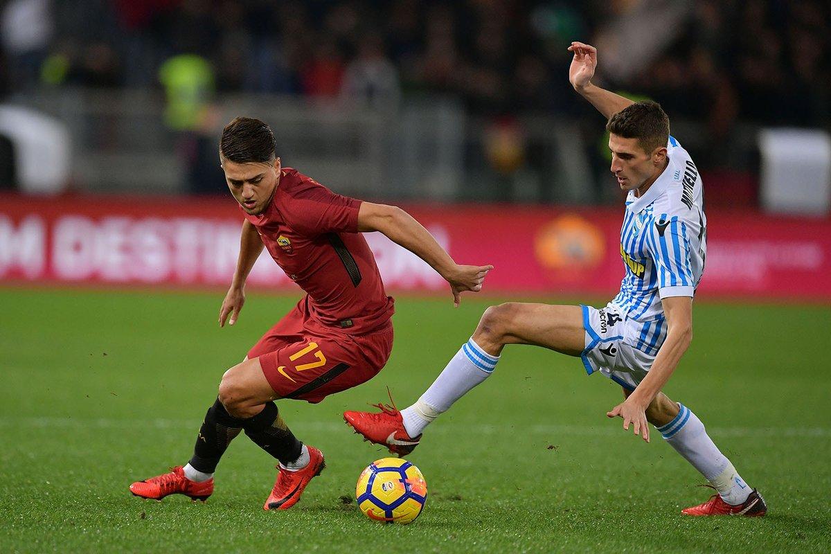 Prediksi SKor Bola AS Roma vs SPAL 20 Oktober 2018