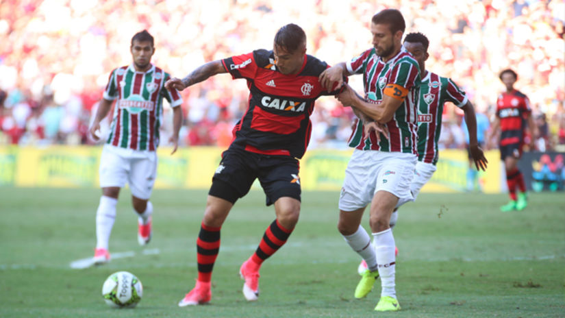 Prediksi Skor Bola Flamengo vs Fluminense 14 Oktober 2018