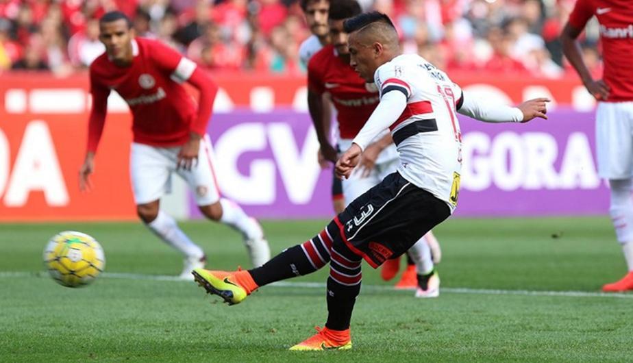 Prediksi Skor Bola Internacional vs Sao Paulo 15 Oktober 2018