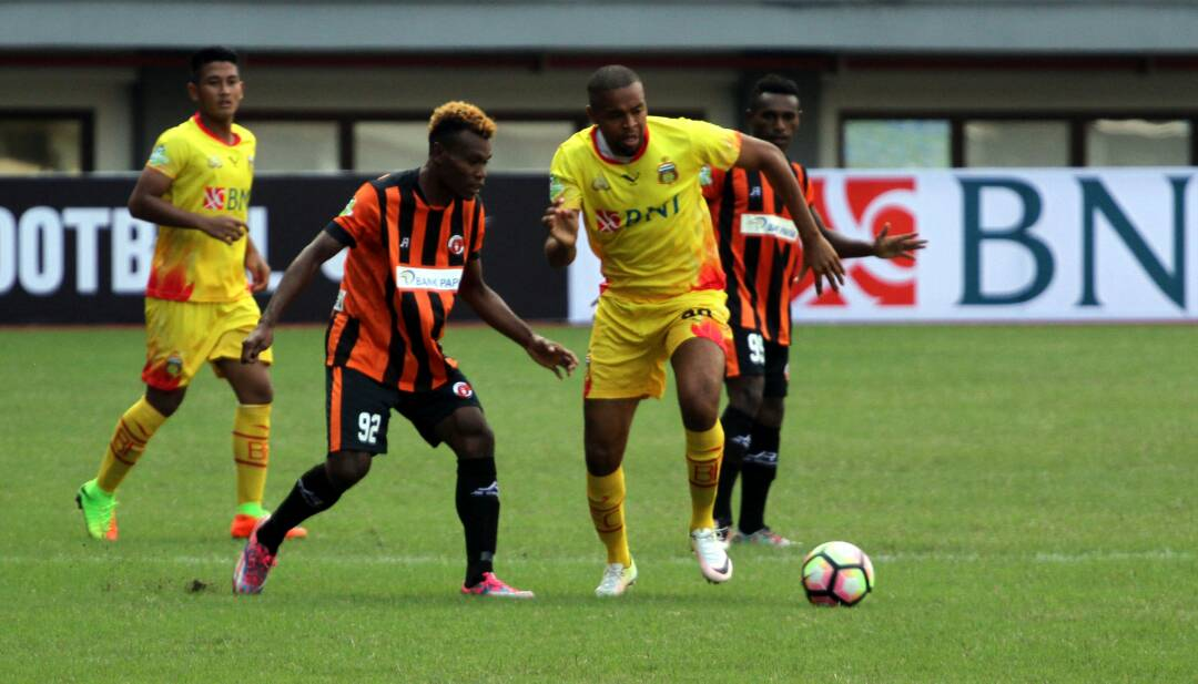 Prediksi Skor Bola Sriwijaya FC vs Perseru Serui 29 Oktober 2018