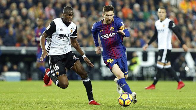 Prediksi Skor Bola Valencia vs Barcelona 8 Oktober 2018