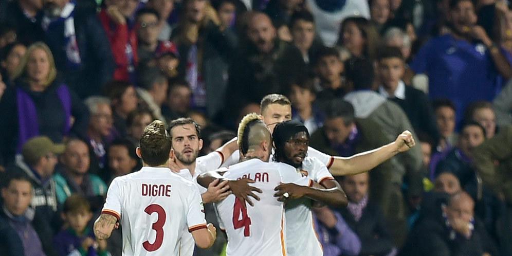 Prediksi Skor Bola Fiorentina vs AS Roma 4 November 2018