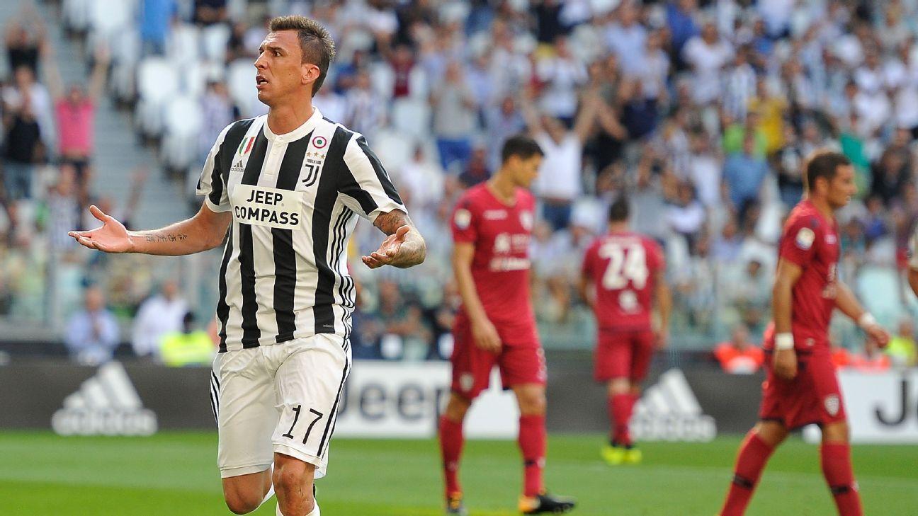 Prediksi Skor Bola Juventus vs Cagliari 4 November 2018