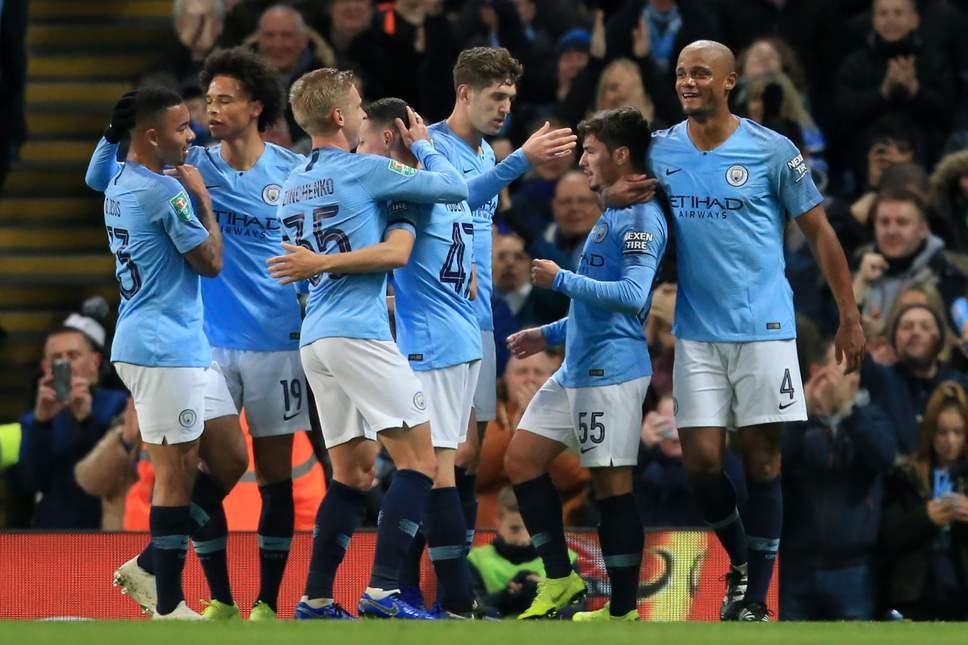 Prediksi Skor Bola Manchester City Vs Southampton 4 November 2018