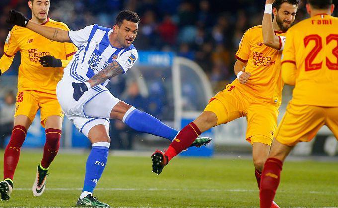 Prediksi Skor Bola Real Sociedad Vs Sevilla 5 November 2018