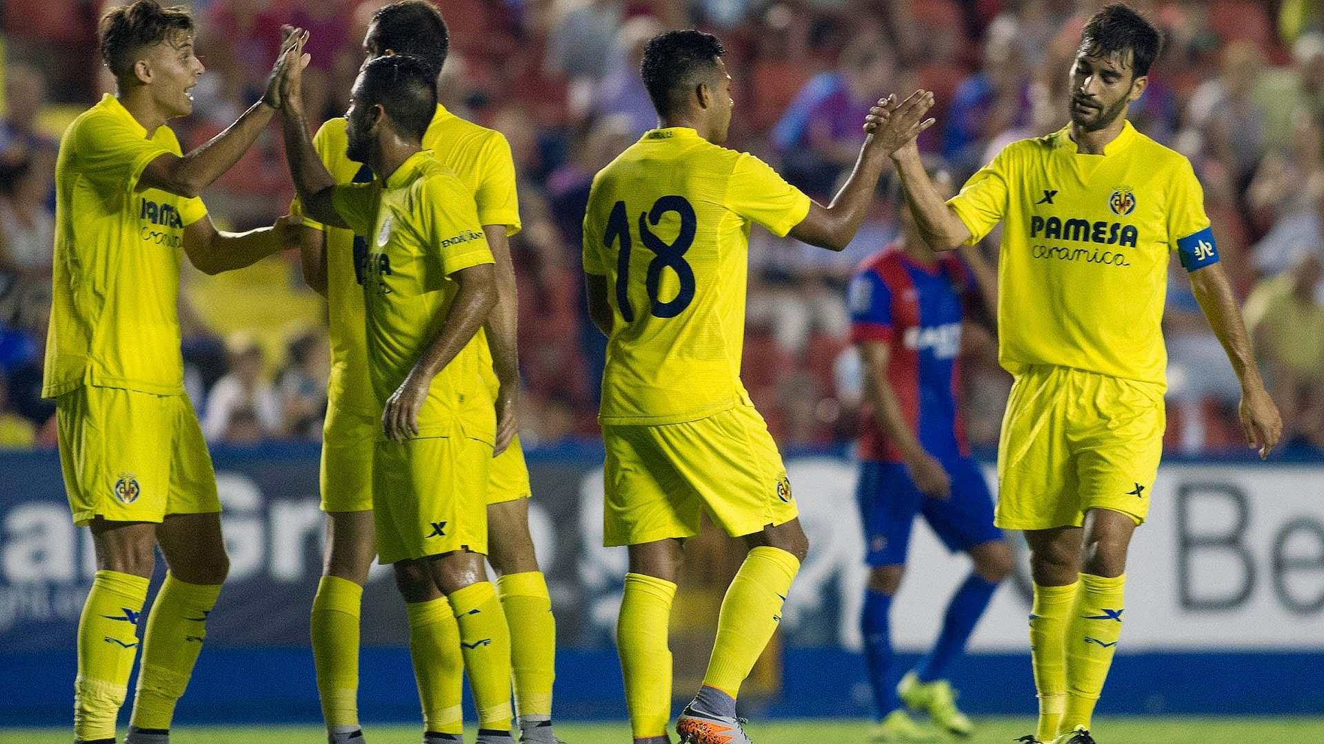 Prediksi Skor Bola Villarreal vs Levante 4 November 2018